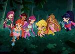 Winx picnic 2