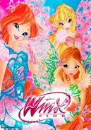 Winx Club Season 7 Promotional Poster