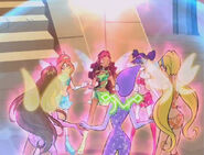 Winx Club, special 4: Fenix de umbră