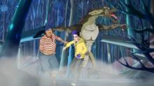 WOW2-3 (The Crocodile Man!)