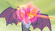 Flaming attack 714 2
