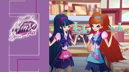 Winx Club - World of Winx Español Castellano - Mundo Winx (Canción Ep