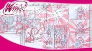 Winx Club 3 - Storyboard