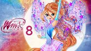 Winx Club 8 Official new Bloom's transformation