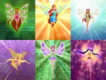 Winx Enchantix Group