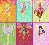 Las Winx Enchantix