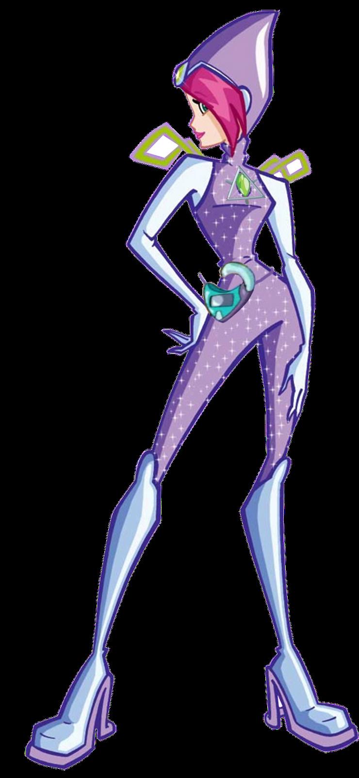 Image winx fairies tecna wiki winx - Jeux de winx musa ...