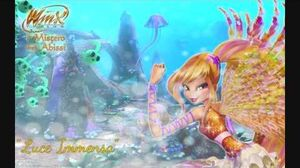 Winx Club - The Mystery of the Abyss - Luce Immensa Full Song!
