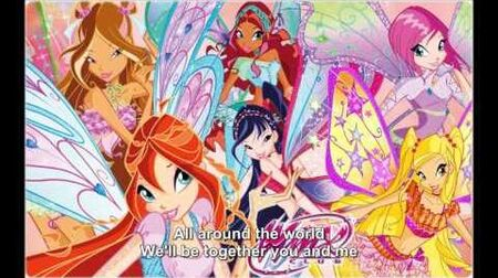 Winx Club - Open Up Your Heart