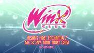 First Enchantix Final Fairy Dust - Winx Club Series 1-3 OST