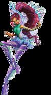 Winx Club Aisha Movie Sirenix pose