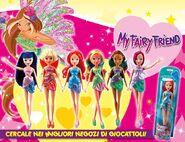 My Fairy Friend Promo