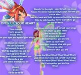 Winx Open Your Heart