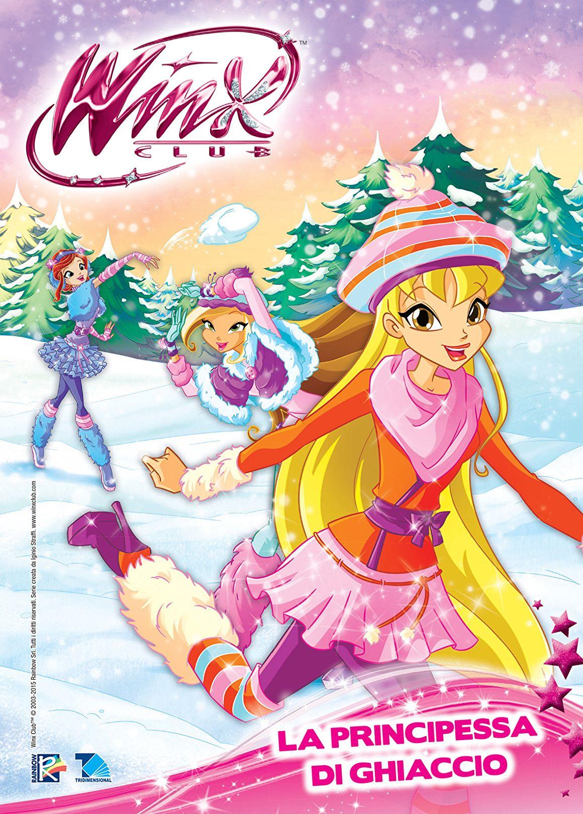 Issue 117 the ice princess winx club wiki fandom powered by wikia - Princesse winx ...