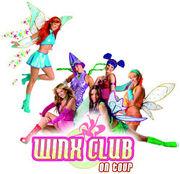 Winx on tour foto