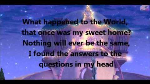 Winx Club - A Kingdom and a Child Lyrics