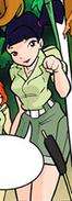 Musa 1 Exploradora Comics
