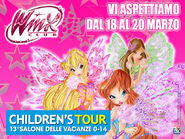 Winx Club - Children Tour.it (We are waiting)