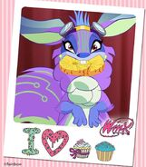 Winx Club - Flitter - Fresh Snack Time!