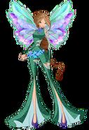 Flora onirix 2d by winx rainbow love-dbauk5v