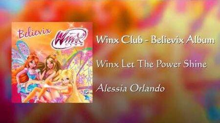 Winx Club - Believix Album - 22