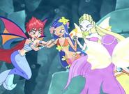 Tala, Tressa and Kalia