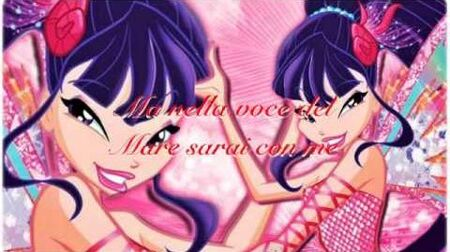 Winx Club - Tu Sei Con Me (Lyrics)