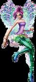 Winx Club Tecna Movie Sirenix pose