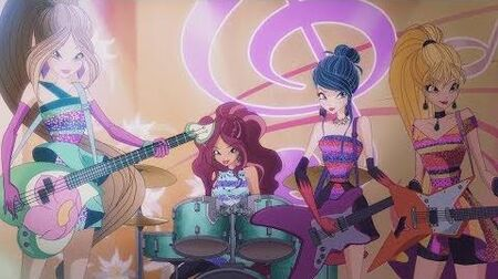 Winx Club - World of Winx - Hey, Hey Winx (Italian)