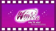 Winx Club Season 6 Living The Magic OFFICIAL Instrumental New Ver.