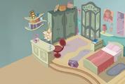 Aisha-Layla's Bedroom 2-3