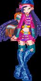 Musa 3 Raincoat