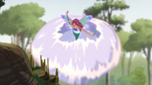 WOW8 (Aisha with a Tidal Wave)