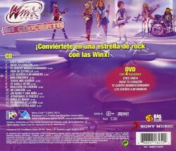 Winx Club en Concierto OST Back