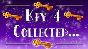 I just collected Key 4 - Winx Club Butterflix Adventures