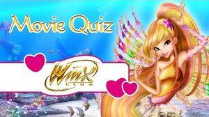 Winx Quiz 2 - Gioca con il Film Winx Club - Il Mistero degli Abissi