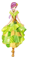 Tecna lynphea fairy couture winx club 6 by ineswinxeditions-d90usyi