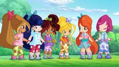 As Winx bebés