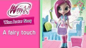 Winx Avatar Story 5 - A fairy touch