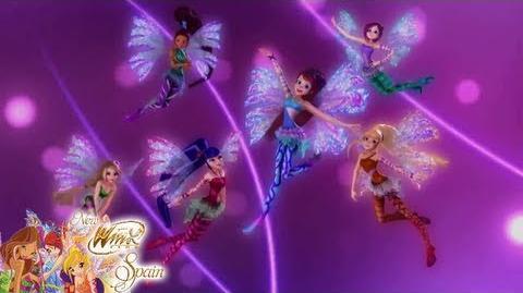 Video - Transformación SIRENIX 3D Winx 5ª Temporada Winx ...