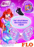 Winx Club - Ad Promotion (Buy a product get Winx wings)