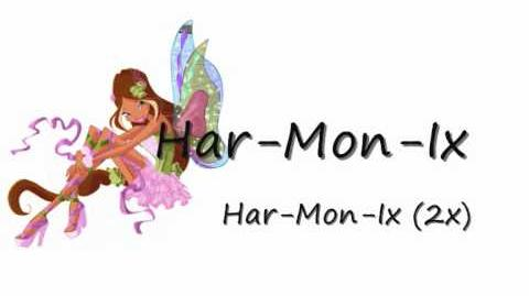 Winx Club Harmonix Lyrics OLD VERSION