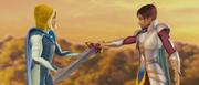 Sky, Oritel und Schwert von Domino Film 1