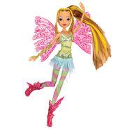 Winx Club Sirenix Dolls Flora Jakks Pacific - BelieveInWinx