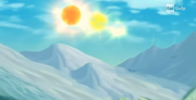 Drei Sonnen Solarias