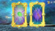 Fantasie-Smaragd und Silberne Lanze 01