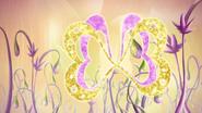 Goldener Schmetterling 725 01