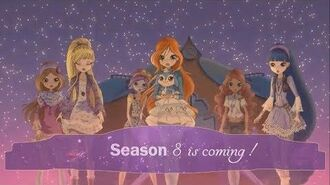 -EXCLUSIVE- Winx Club 8 -OFFICIAL TEASER !