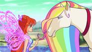 Bloom und Wesen mit dem Regenbogentraum 719 01