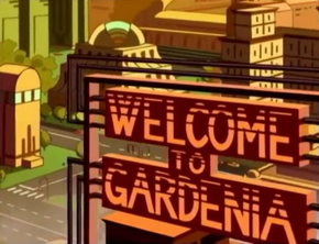 Winx Club, Screenshot, Episode 1, Ort, Gardenia
